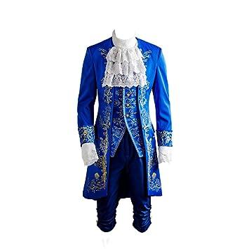 verkauft Qualität kostengünstig MingoTor Die Schöne und das Biest Prinz Cosplay Kostüm Herren XS