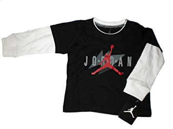 cdef1056f30052 Image Unavailable. Image not available for. Color  Nike Air Jordan Baby T- Shirt