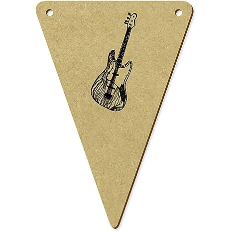 Azeeda 5 x 100mm Guitarra Eléctrica Banderines / Banderas (BN00034985)