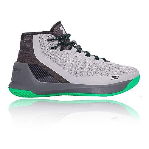 8ef7c263eb0b2 Under Armour GS Curry 3 Junior Zapatilla Baloncesto  Amazon.es  Zapatos y  complementos