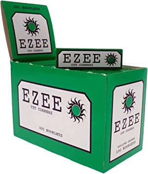 ezee Liar Caja Full Verde 100 librillos de 50=5000 rollups: Amazon.es: Hogar