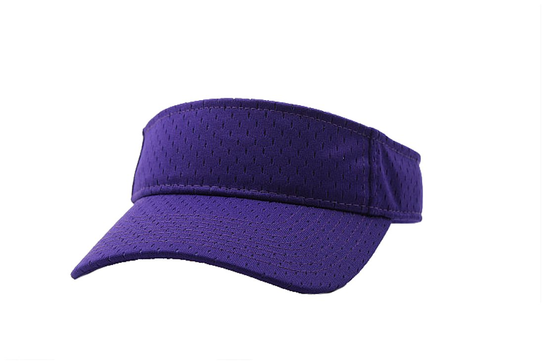 ACVIP Unisex Men Women Autumn Solid Casual Outdoor Sportswear Visor Cap (Purple) by ACVIP (Image #1)