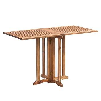 OUTLIV. Table pliante Balcon Toulouse Table de balcon pliable 120 x ...