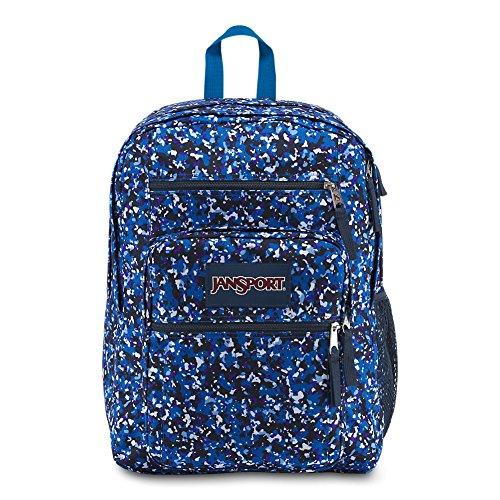 Camouflage Backpack Jansport (JanSport Unisex Big Student Oversized Backpack Splash Camo)