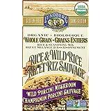 Lundberg Family Farms Organic Entrees-Whole Grain and Wild Rice-Wild Porcini Mushroom
