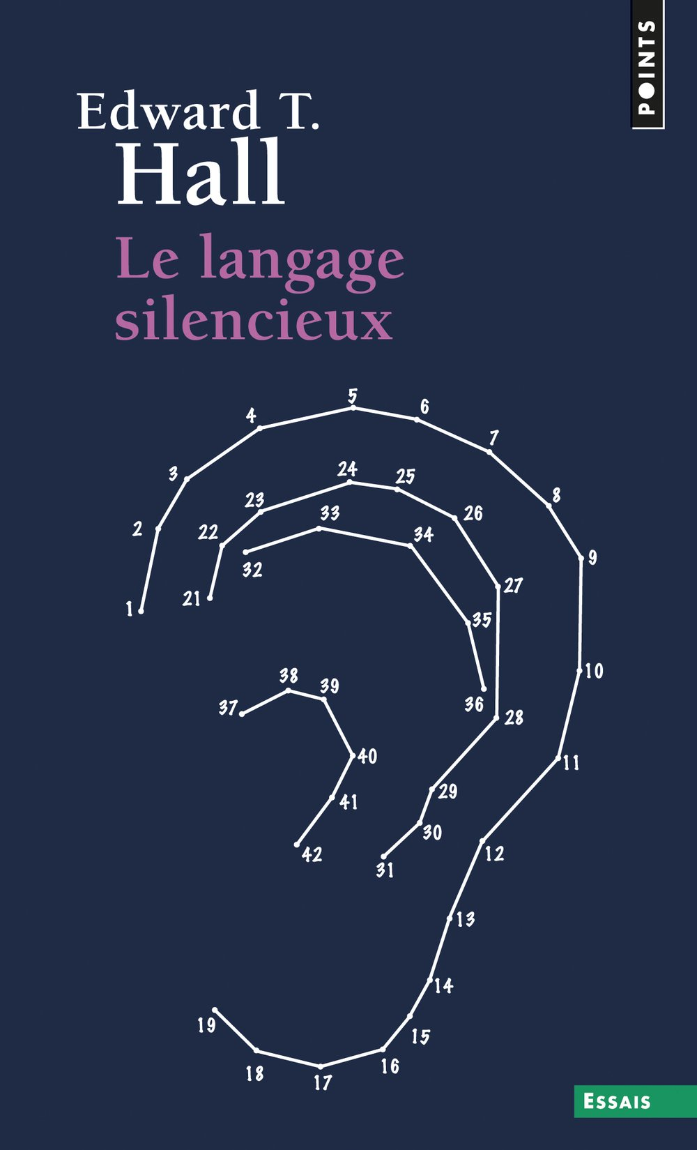 Le langage silencieux Poche – 1 mars 1984 Edward t. Hall Seuil 2020067749 G2020067749I3N00