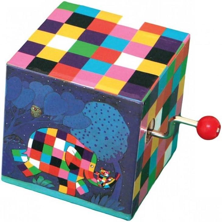 Trousselier TRO70164 Elmar - Caja de música: Amazon.es: Bebé