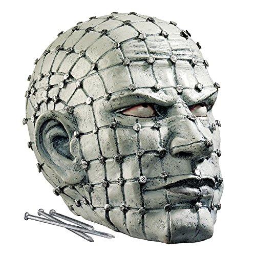 Design Toscano Spike the Nail Head Garden Statue - Pinhead Zombie Statue -