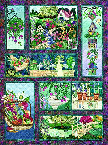 - Outset Media Jigsaw Puzzle 500 Pieces -in Full Bloom