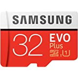 【3年保証】Samsung microSDHCカード 32GB EVO Plus Class10 UHS-I対応 [並行輸入品]