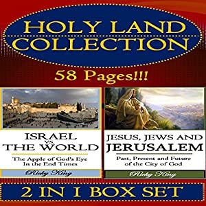 Holy Land Collection Audiobook