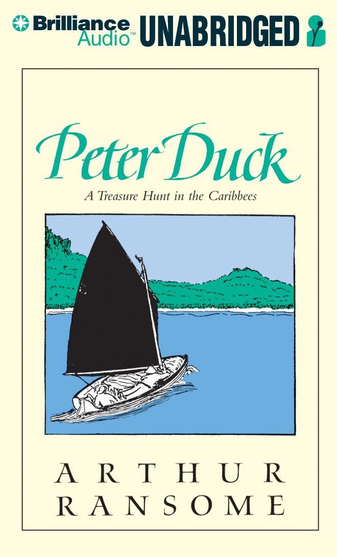 Peter Duck: A Treasure Hunt in the Caribbees (Swallows and Amazons Series) PDF