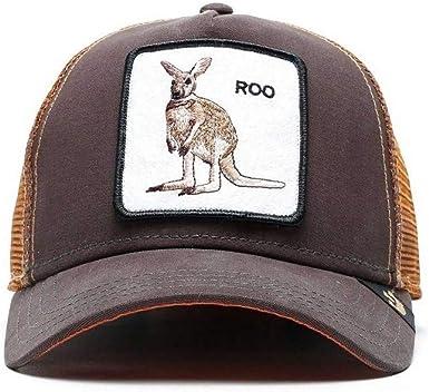 Goorin Bros., Gorra de béisbol Roo, GOB_101-0208-BRO: Amazon ...