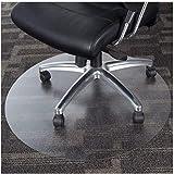 وسادة حماية الأرضية كرسي كرسي دوار سجادة طاولة طعام مكتب شفاف صديق للبيئة، 4 سماكة، قابل للتخصيص (اللون: 2 مم، الحجم: 80…