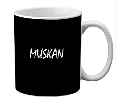 buy mesleep ceramic guitar personalized name muskan mug 330 ml
