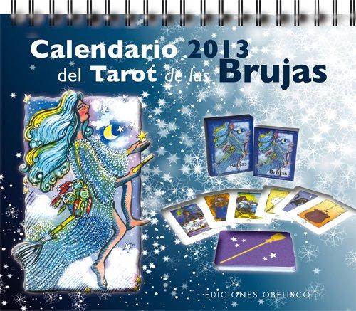 Read Online Calendario del tarot de las brujas (Spanish Edition) PDF