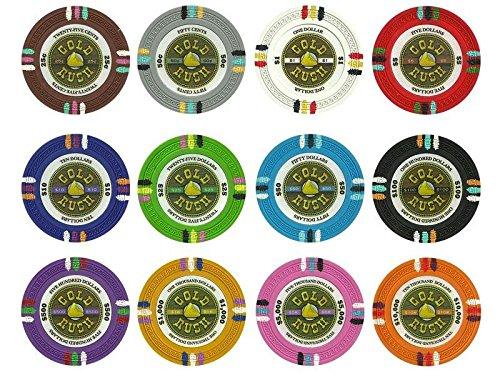 ブリーベリーCPGRサンプルゴールドラッシュ13.5グラムポーカーチップサンプルパック - 12チップス 12チップス B00OSJKMIE - B00OSJKMIE, 駒ヶ根市:a944e08c --- itxassou.fr
