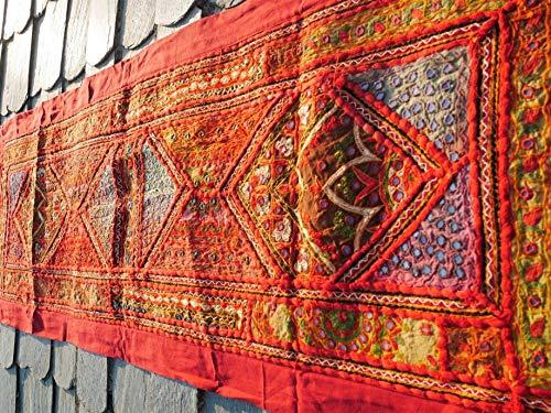 Boho tapestry, wall hanging, table runner