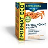 Capital Prostate Format Eco Diétaroma - 120 Capsules