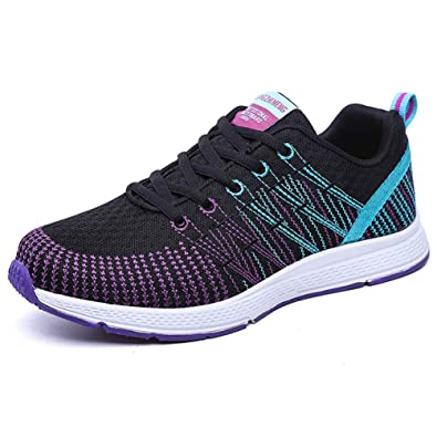 Zapatos de Mujer Zapatillas de Deporte de Verano Running Malla atlética Jogging Zapatillas para Caminar: Amazon.es: Zapatos y complementos