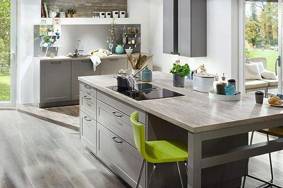 Silverline FLIK 800 ESK FLOW-IN - Cocina HiLight (sin inducción) + campana extractora/campana de mesa con motor, 80 cm: Amazon.es: Grandes electrodomésticos