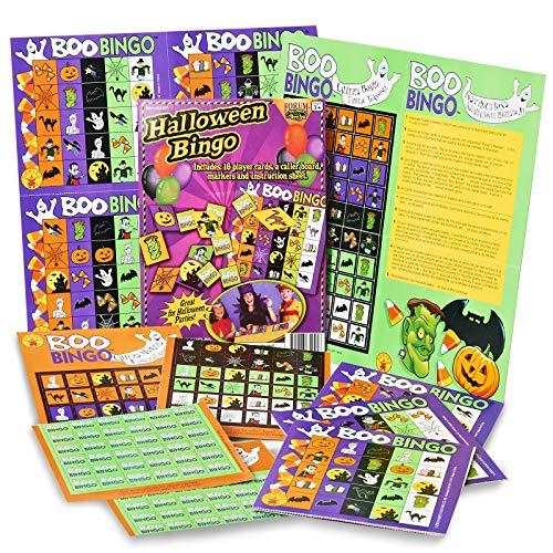 Boo Bingo Game -