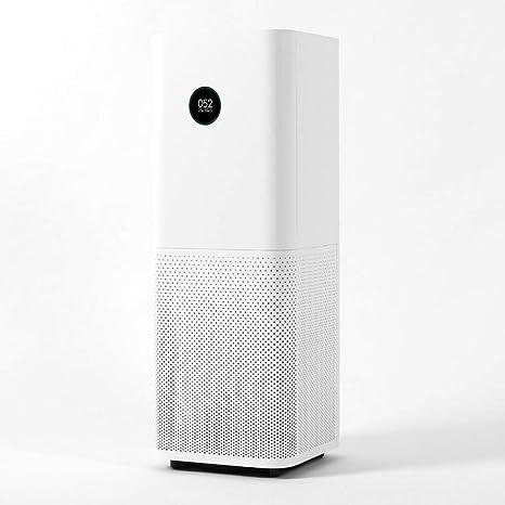 Qwhome Purificador de Aire Xiaomi Air Purifier Pro App Control Home Supply Blanco