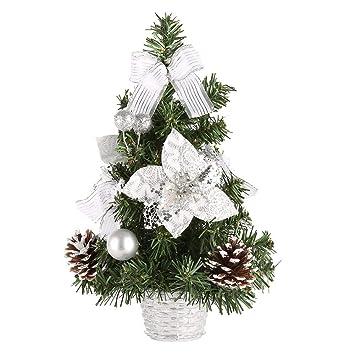 Künstlicher Weihnachtsbaum Outdoor.Artbro Mini Weihnachten Schreibtisch Baum Künstliche Weihnachtsbaum