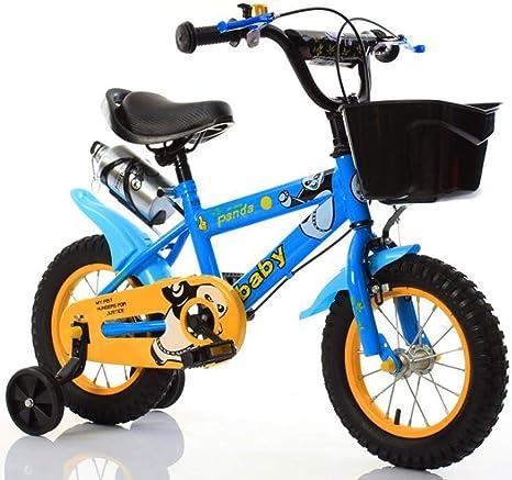 Xiaoping Bicicleta Infantil Cochecito for niños de 5 a 8 años ...