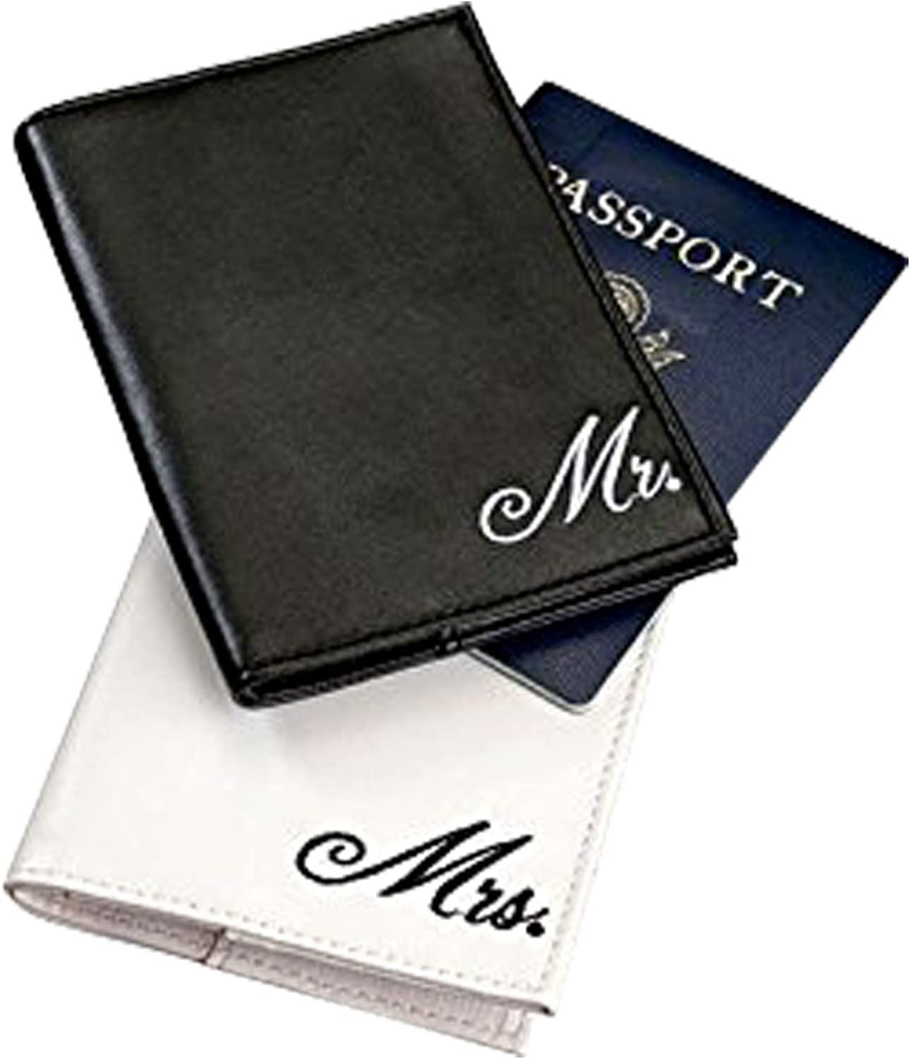 and Mrs Mr Travel Gift,Couples Wedding Gift,Disney Wedding Gift,Mr./&Mrs Passport Cover,RFID Passport Cover,Anniversary Gift,Couples Gift