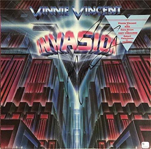Paul Stanley Vinyl Album Kamisco