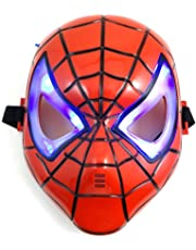 Role-Play Luminous Spider Man Mask