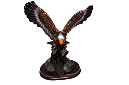 Amazoncom Owl On A Branch W Open Wings For Center Piece Or