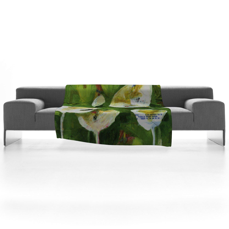 Deny Designs Land Of Lulu Hidden Fortunes Fleece Throw Blanket 30 x 40