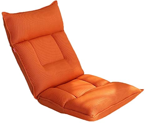 MJK Silla, Lazy reclinable con 2 cm del cojín de látex, 42 ...