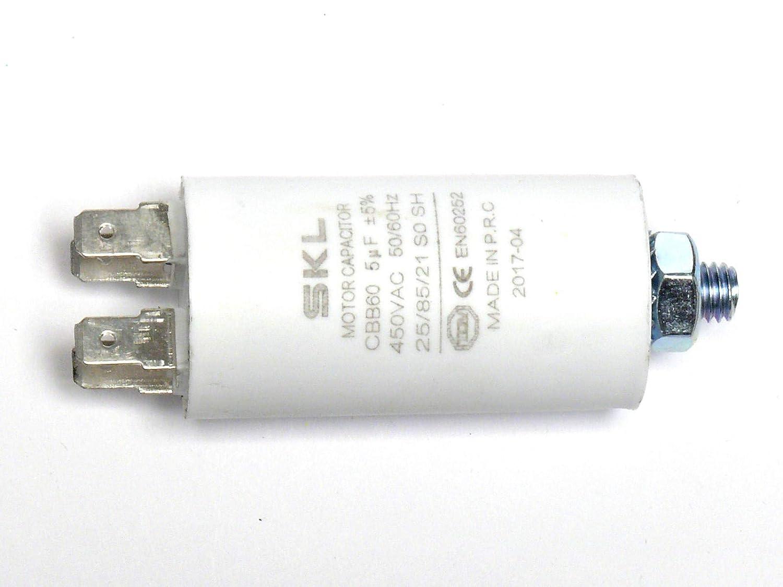 MKP Kondensator Anlaufkondensator Betriebskondensator 40,0uF 400V