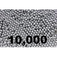 BC Precision 10.000CT Plata Chapado en Zinc Metal BBS 4,5mm (177Cal)