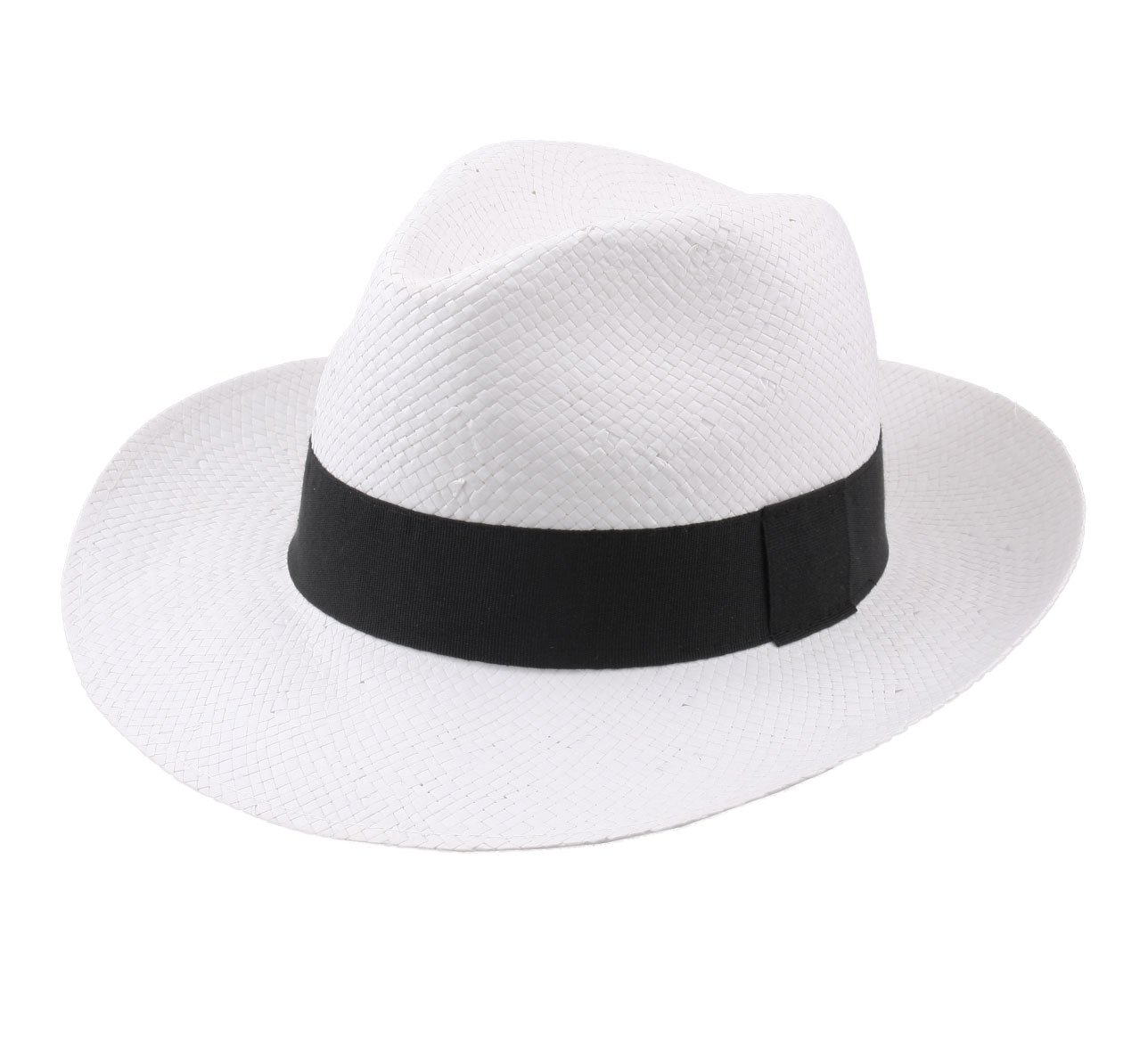 Classic Italy Paille Large Panama Hat
