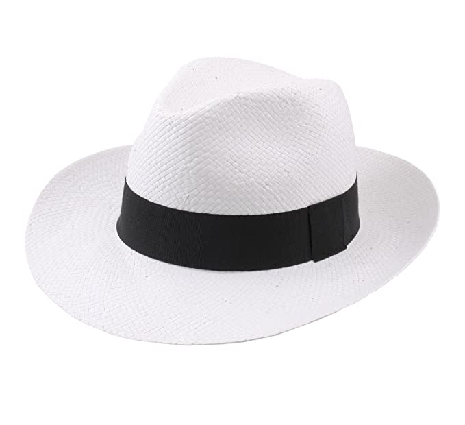 Classic Italy - Sombrero panamá hombre Classic paja Large  Amazon.es  Ropa  y accesorios 96b562b496a3