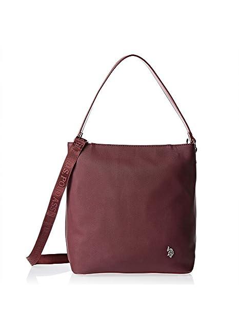 U.S. Polo Assn. Womens Tote Bag Red: Amazon.es: Ropa y accesorios