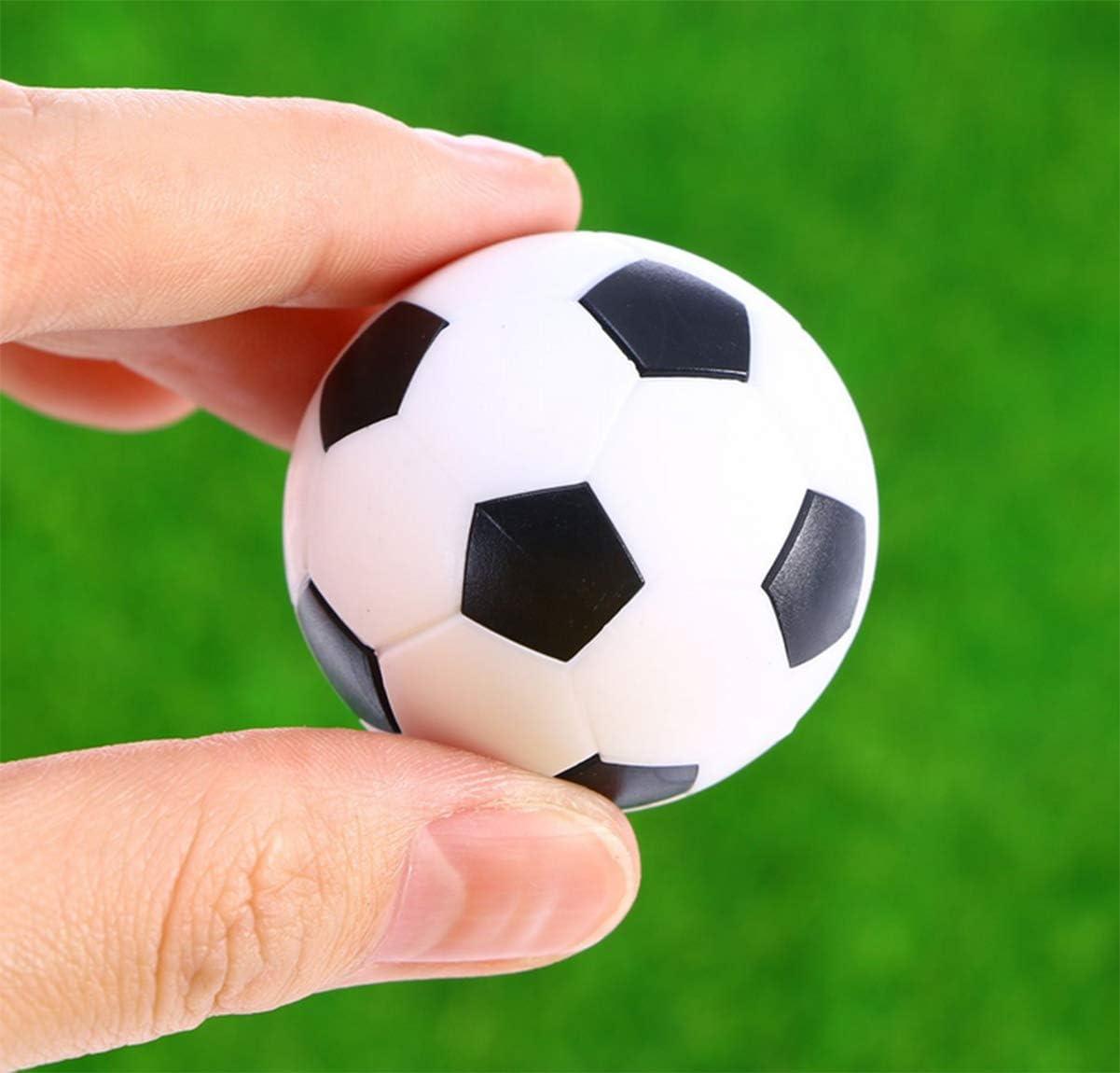 Liuer Futbolín Bolas Foosball 14PCS Reemplazos de Pelotas de ...