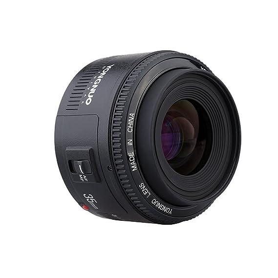 Review Yongnuo YN35mm F2 Lens