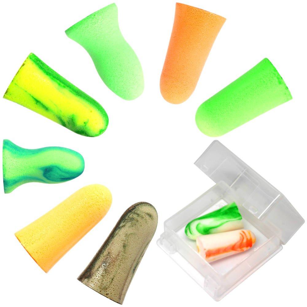 MOLDEX 使い捨て耳栓 お試し8種エコパック