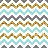 Best Patterns For Boies - AOFOTO 5x5ft Party Photography Studio Backdrops Baby Shower Review