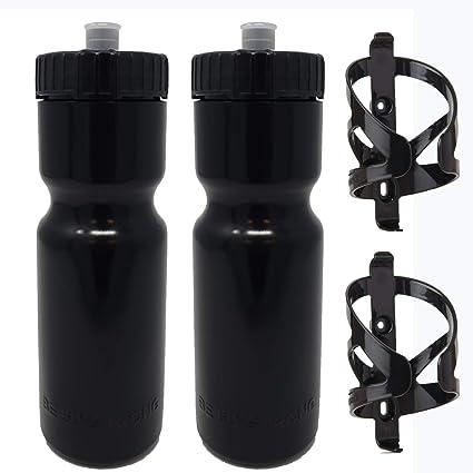 Water bottle 27 oz aluminum bpa free bicycling hiking hydration