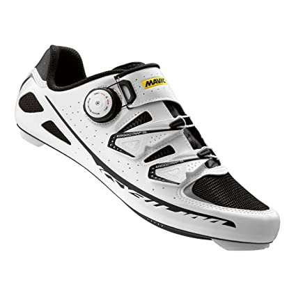 Mavic Ksyrium Ultimate II Shoe 10.5 White/Black