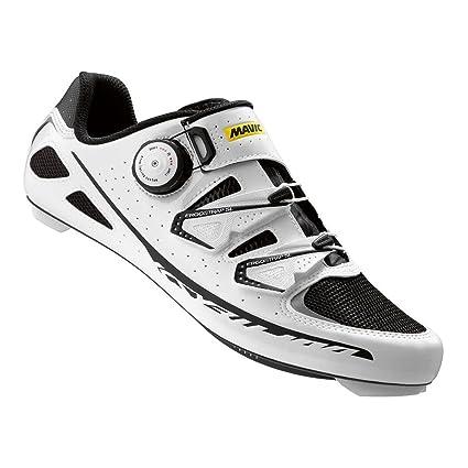 Mavic Ksyrium Ultimate II Shoe 10.5 White/Black