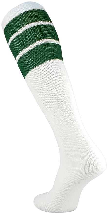 8e5514625c011 Amazon.com: TCK Retro 3 Stripe Tube Socks: Clothing