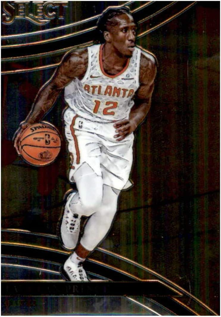 2017-18 Panini Prestige #38 Taurean Prince Atlanta Hawks Basketball Card
