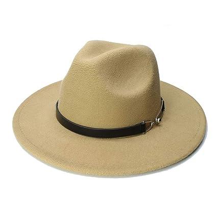 Clairance de 60% bonne vente de chaussures détails pour chapeau laine chapeau de feutre hommes Fedora chapeau avec ...